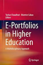 E-Portfolios in Higher Education : A Multidisciplinary Approach