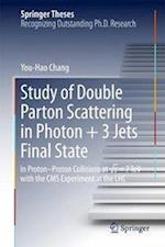 Study of Double Parton Scattering in Photon + 3 Jets Final State : In Proton-Proton Collisions at vs = 7TeV with the CMS experiment at the LHC