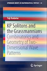 KP Solitons and the Grassmannians (Springerbriefs in Mathematical Physics, nr. 22)