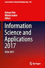 Information Science and Applications (Lecture Notes in Electrical Engineering, nr. 424)