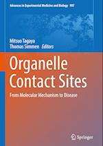 Organelle Contact Sites (ADVANCES IN EXPERIMENTAL MEDICINE AND BIOLOGY, nr. 997)