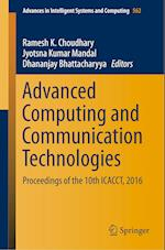 Advanced Computing and Communication Technologies (Advances in Intelligent Systems and Computing, nr. 562)