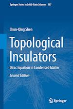 Topological Insulators (SPRINGER SERIES IN SOLID-STATE SCIENCES, nr. 187)
