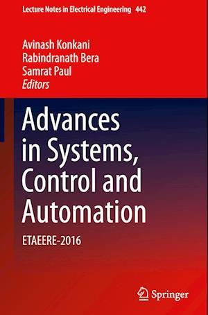 Bog, hardback Advances in Systems, Control and Automation af Avinash Konkani