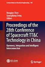 Proceedings of the 28th Conference of Spacecraft TT&C Technology in China (Lecture Notes in Electrical Engineering, nr. 445)