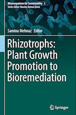 Rhizotrophs: Plant Growth Promotion to Bioremediation (Microorganisms for Sustainability, nr. 2)