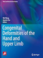 Congenital Deformities of the Hand and Upper Limb (Plastic and Reconstructive Surgery)