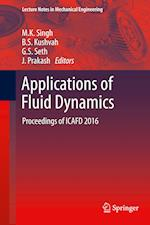 Applications of Fluid Dynamics (Lecture Notes in Mechanical Engineering)
