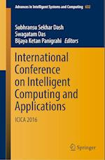 International Conference on Intelligent Computing and Applications (Advances in Intelligent Systems and Computing, nr. 632)