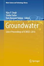 Groundwater (WATER SCIENCE AND TECHNOLOGY LIBRARY, nr. 76)