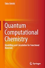 Quantum Computational Chemistry