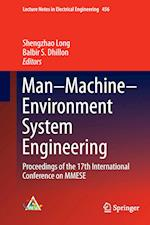 Man-Machine-Environment System Engineering (Lecture Notes in Electrical Engineering, nr. 456)