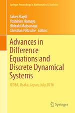 Advances in Difference Equations and Discrete Dynamical Systems (Springer Proceedings in Mathematics & Statistics, nr. 212)