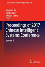 Proceedings of 2017 Chinese Intelligent Systems Conference : Volume II