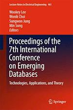 Proceedings of the 7th International Conference on Emerging Databases : Technologies, Applications, and Theory
