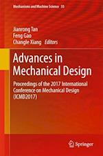 Advances in Mechanical Design (Mechanisms and Machine Science, nr. 55)
