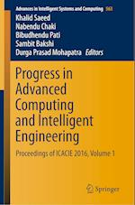 Progress in Advanced Computing and Intelligent Engineering (Advances in Intelligent Systems and Computing, nr. 563)