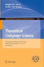 Theoretical Computer Science : 35th National Conference, NCTCS 2017, Wuhan, China, October 14-15, 2017, Proceedings