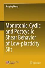 Monotonic, Cyclic and Postcyclic Shear Behavior of Low-plasticity Silt