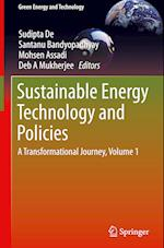 Sustainable Energy Technology and Policies (Green Energy and Technology)