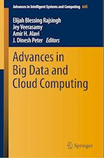 Advances in Big Data and Cloud Computing (Advances in Intelligent Systems and Computing, nr. 645)