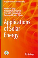 Applications of Solar Energy (Energy Environment and Sustainability)