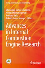 Advances in Internal Combustion Engine Research