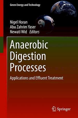 Anaerobic Digestion Processes : Applications and Effluent Treatment