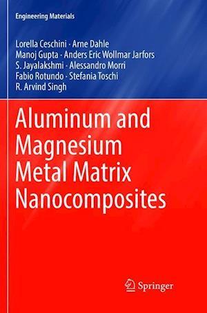 Aluminum and Magnesium Metal Matrix Nanocomposites