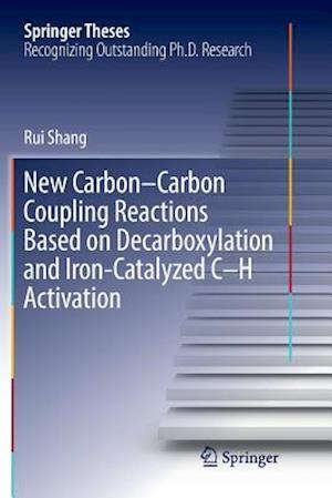 New Carbon-Carbon Coupling Reactions Based on Decarboxylation and Iron-Catalyzed C-H Activation