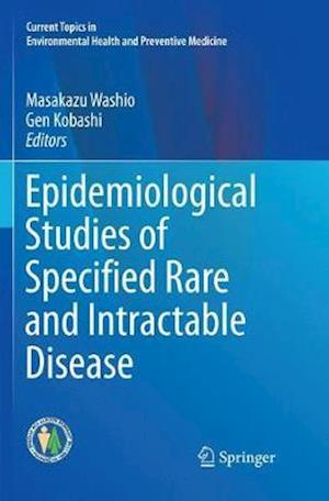 Epidemiological Studies of Specified Rare and Intractable Disease