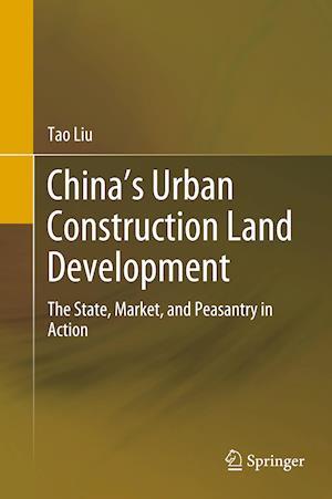 China's Urban Construction Land Development