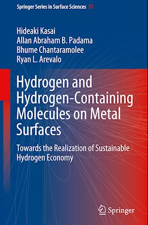 Hydrogen and Hydrogen-Containing Molecules on Metal Surfaces
