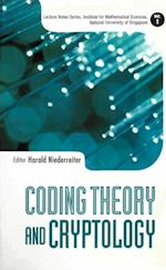 CODING THEORY AND CRYPTOLOGY (Lecture Notes Series, Institute for Mathematical Sciences, National University of Singapore)
