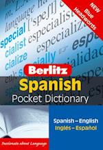 Berlitz: Spanish Pocket Dictionary (Berlitz Pocket Dictionary S)