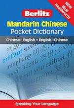 Berlitz: Mandarin Chinese Pocket Dictionary af Berlitz Publishing