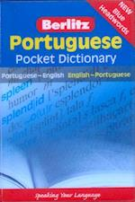 Berlitz: Portuguese Pocket Dictionary af Berlitz Publishing