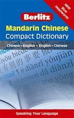 Berlitz Language: Mandarin Chinese Compact Dictionary (Berlitz Compact Dictionary)