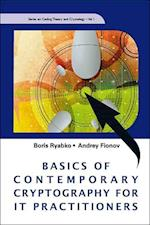 Basics of Contemporary Cryptography for IT Practitioners (Series on Coding Theory And Cryptology, nr. 1)