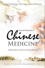 Current Review of Chinese Medicine af Ping-Chung Leung