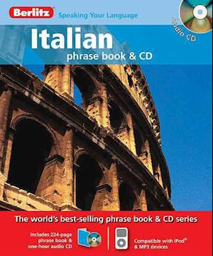 Berlitz: Italian Phrase Book & CD