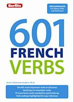 Berlitz Language: 601 French Verbs (Berlitz 601 Verbs)