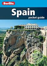 Berlitz: Spain Pocket Guide (Berlitz Pocket Guides, nr. 261)