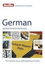 Berlitz: German Phrase Book & Dictionary (Berlitz Phrase Books)