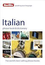 Berlitz: Italian Phrase Book & Dictionary (Berlitz Phrase Books)