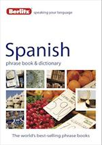 Berlitz: Spanish Phrase Book & Dictionary (Berlitz Phrase Books)