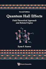Quantum Hall Effects: Field Theoretical Approach And Related Topics (2nd Edition) af Zyun Francis Ezawa