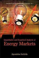 Quantitative and Empirical Analysis of Energy Markets af Apostolos Serletis
