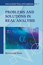 Problems and Solutions in Real Analysis af Masayoshi Hata