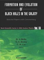FORMATION AND EVOLUTION OF BLACK HOLES IN THE GALAXY (World Scientific Series in 20th Century Physics)